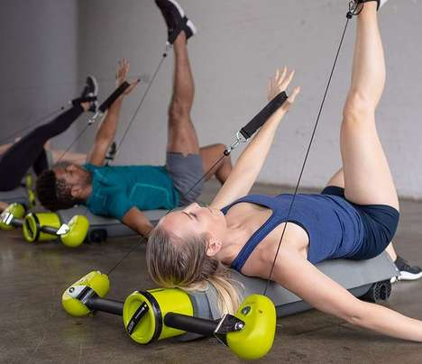 Tubular Resistance Trainers