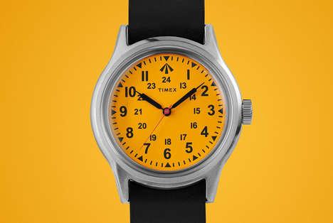 Airmen-Honoring Timepieces