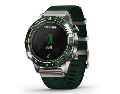 Sporty Style-Conscious Smartwatches