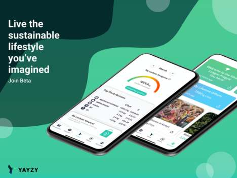 The 'YAYZY' App Helps Users Reduce Their Environmental Impact