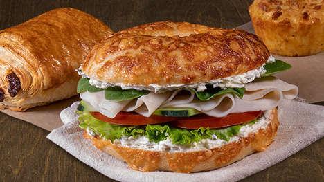 Brunch-Inspired Sandwiches