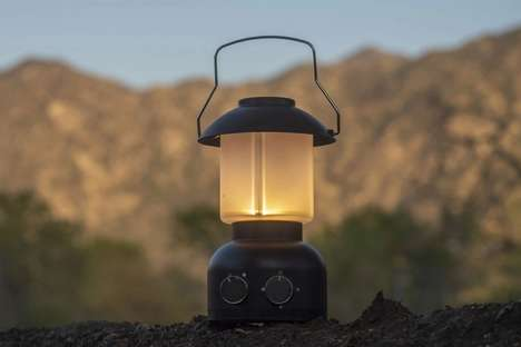 Adventurer Illumination Lanterns