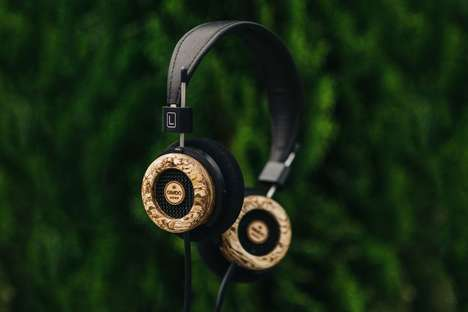 Eco-Friendly High-End Headphones