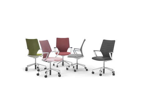 Carbon-Neutral Work Chairs