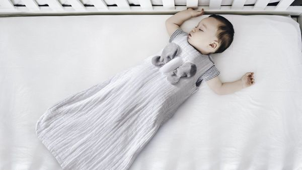 Soothing Wearable Baby Blankets