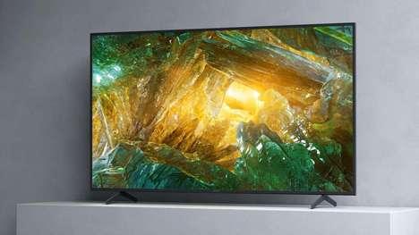 Cinema-Quality Smart TVs