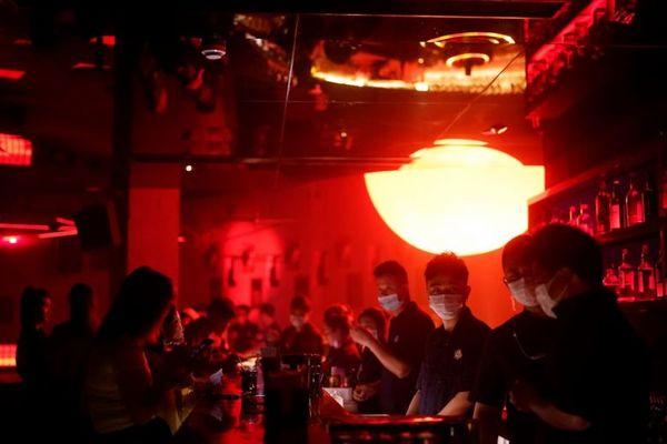 Post-COVID Night Clubs