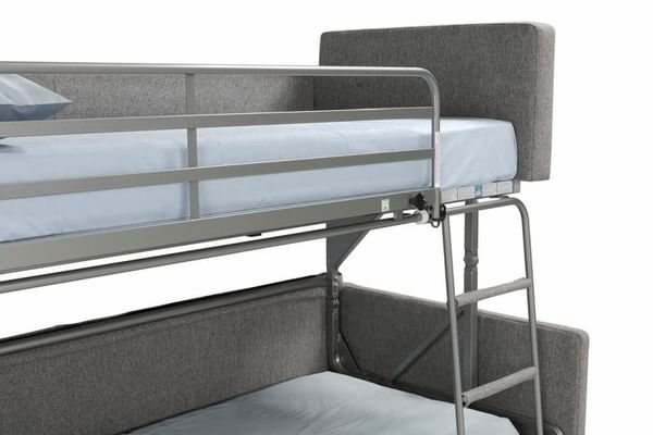 Bed Hiding Living Room Sofas Sofa Bunk Bed