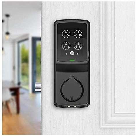 Ultra-Secure Smart Home Deadbolts
