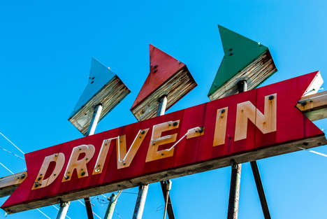 Convertible Drive-In Theatres