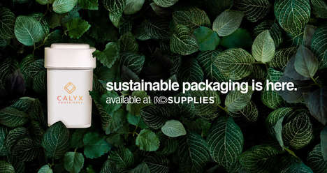Eco-Conscious Cannabis Packaging
