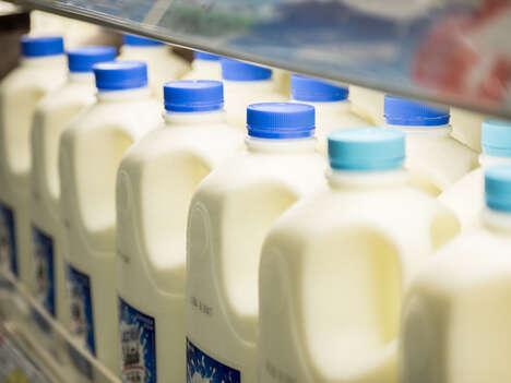Surplus Milk Donations