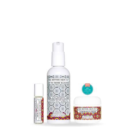Anti-Breakout Skincare Sets
