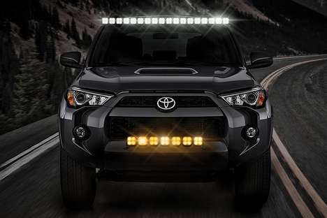 Customizable Off-Road Vehicle Lights