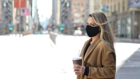 Reusable Nanofiltration Face Masks