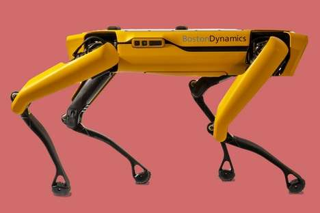 Commercially Available Robotic Dogs