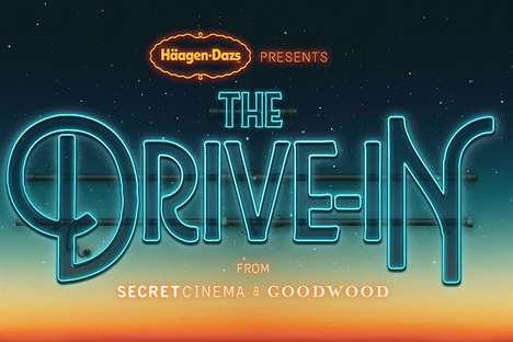 Collaborative Drive-In Cinemas