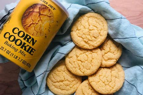 Corn Cookie Mixes