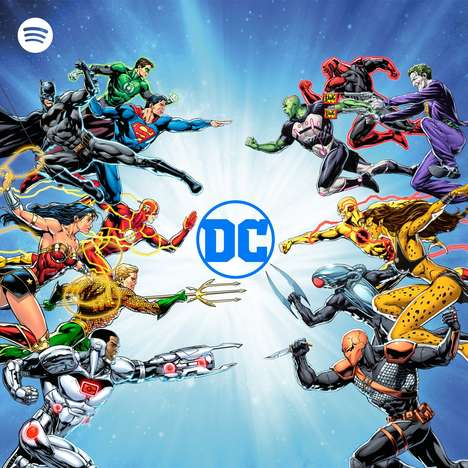Narrative Superhero Podcasts