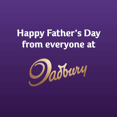 Temporary Father's Day Rebrands