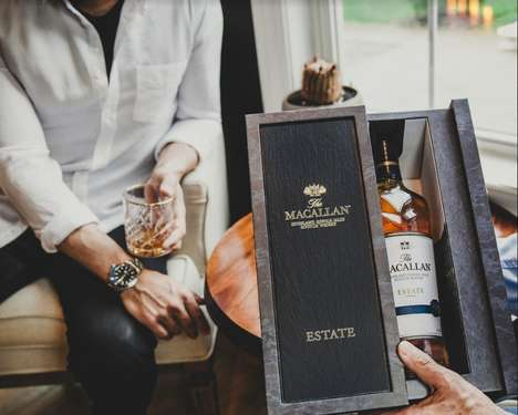 Virtual Whisky Boutiques