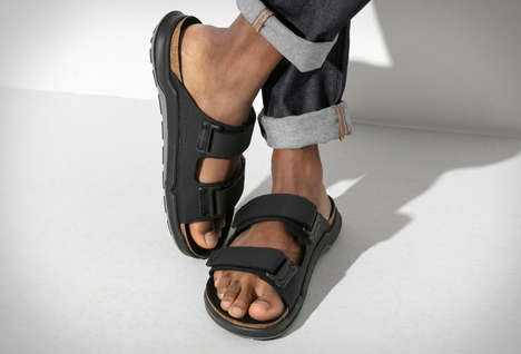 Ruggedized Ergonomic Sandals