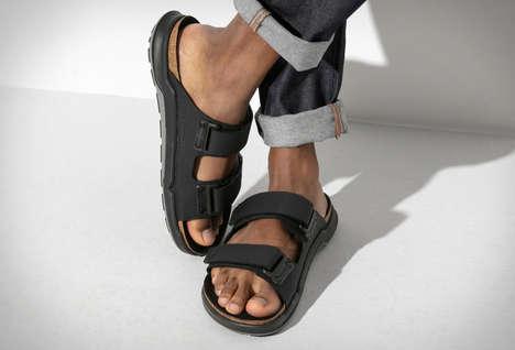 Ruggedized Ergonomic Sandals