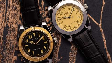 Vintage Style-Inspired Timepieces