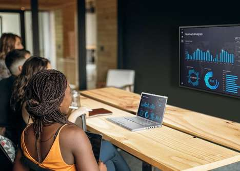 4K UHD Presentation-Friendly Displays