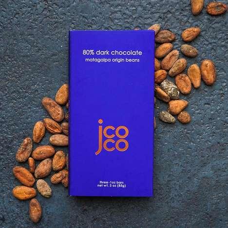 Charitable Vegan Chocolate Bars