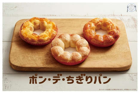 Donut-Inspired Savory Breads