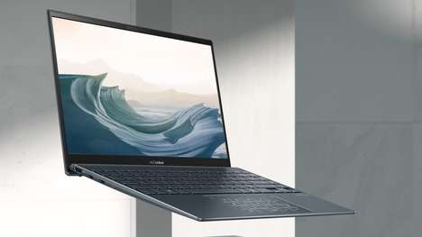 Sturdy All-Metal Laptops