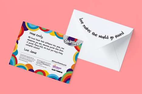 Pride Mail Campaigns