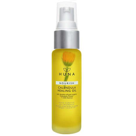 Calendula-Infused Healing Oils