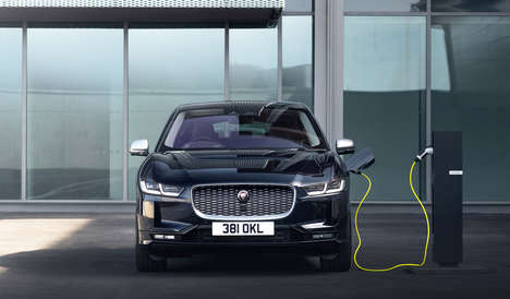 Charging-Improved Luxury EVs