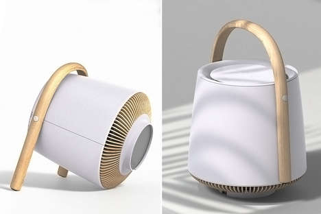 Cooling Portable Air Purifiers