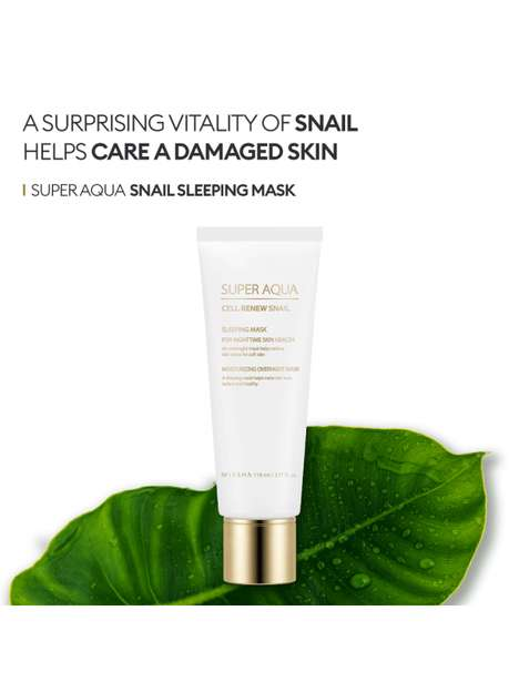 Snail Slime Extract Masks