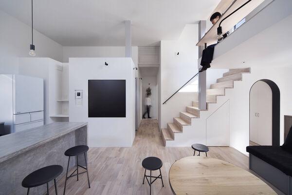 Compact Co-Living Houses