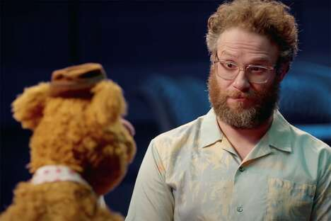 Unscripted Star-Studded Puppet Shows