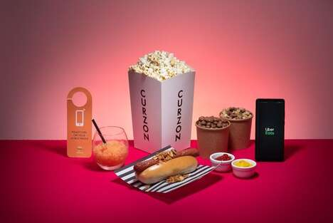 Cinema-Themed Cocktail Kits