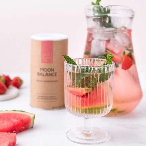Hormone-Balancing Drink Mixes