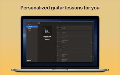 AI Guitar-Learning Apps