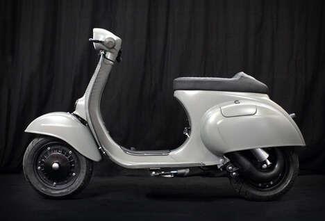 Customized Italian Scooters