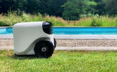 AI-Powered Lawn Care Robots