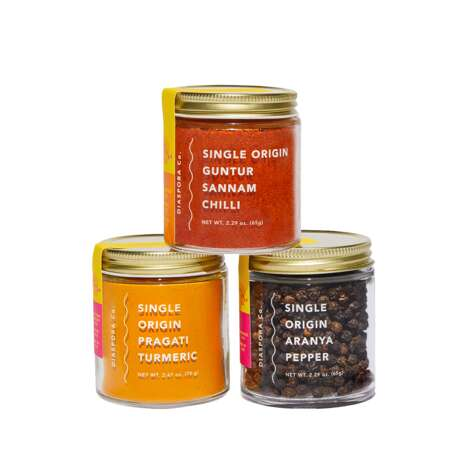 Single-Origin Indian Spices