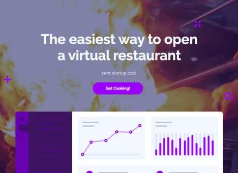 Virtual Restaurant Start-Ups