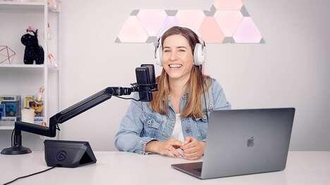 Broadcast-Grade Microphones