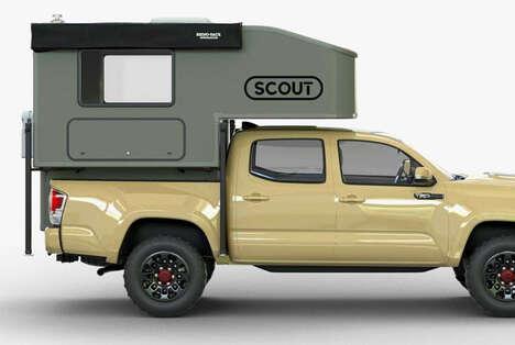 Aftermarket Truck Campers