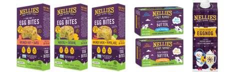 Egg-Based Snack Ranges