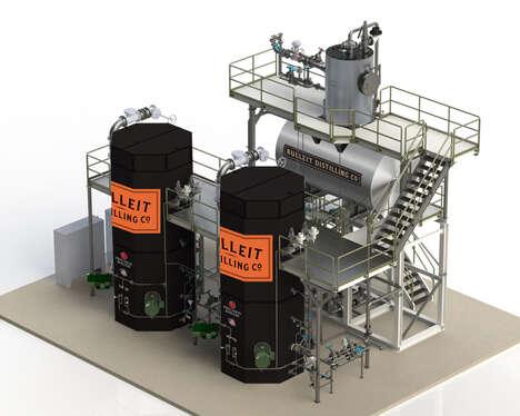 Carbon-Neutral Distilleries
